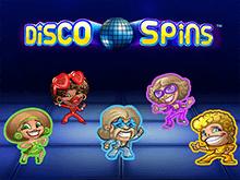Азартная игра Disco Spins