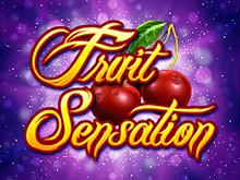 Видео-слот Fruit Sensation